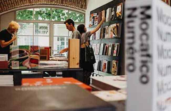 Book Village - Around Richard