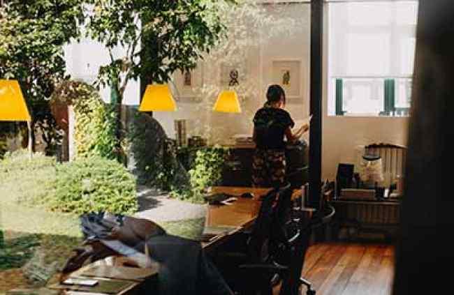 ML Architettura, Studio di architettura, progettazione, retail, qualità - Around Richard